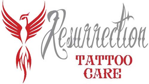 Resurrection Tattoo Care